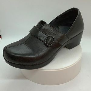 Almost new..DANSKO leather shoes